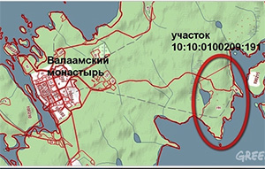 valaam map