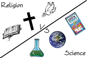religion science