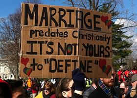 Marriage-Christianity